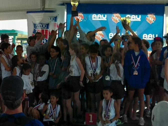 AAU Championships